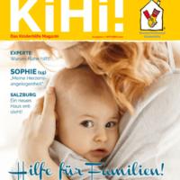 KiHI Magazin der Ronald McDonald Kinderhilfe Österreich
