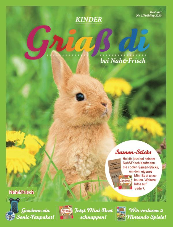 Magazin für Kinder Frühling