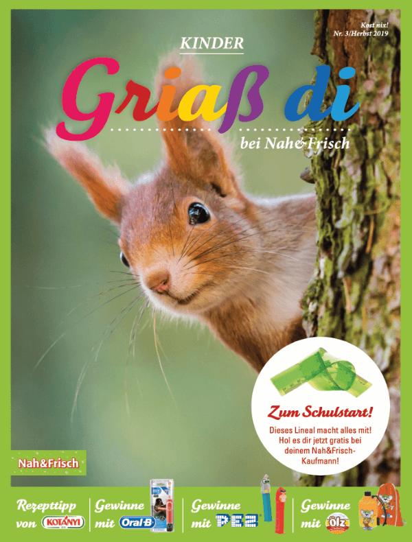 Kindermagazin Herbst