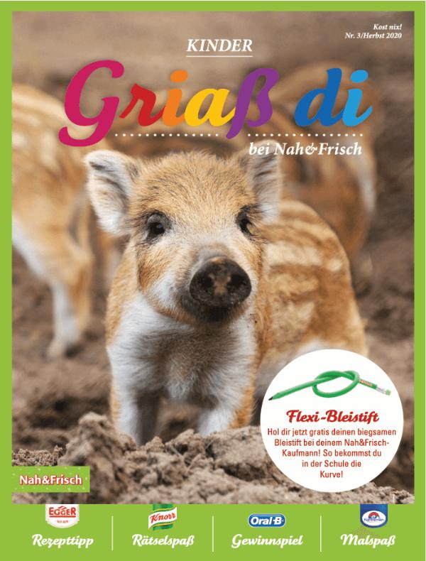 Magazin für Kinder Herbst