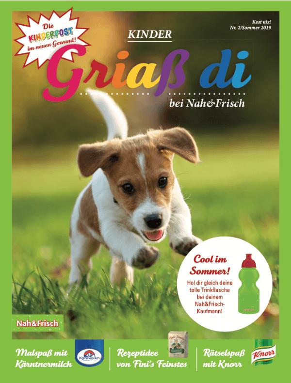 Kindermagazin Sommer