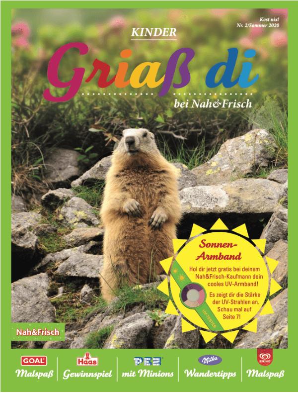 Magazin für Kinder Sommer
