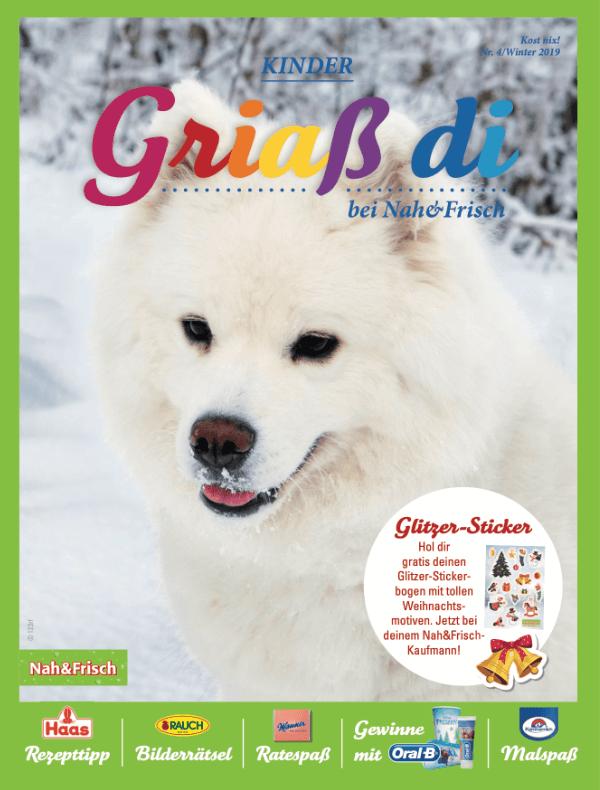 Kindermagazin Winter