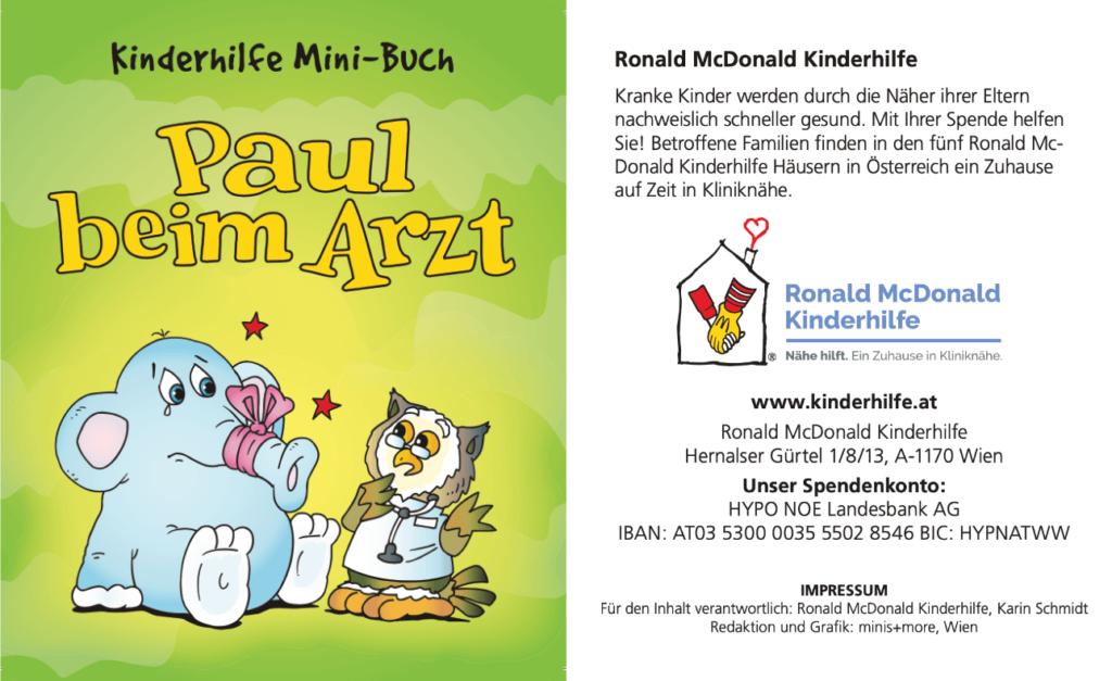 Minibuch Geschichten für Kinder